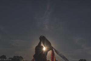 TraciElaine.com Sunset & A Kite