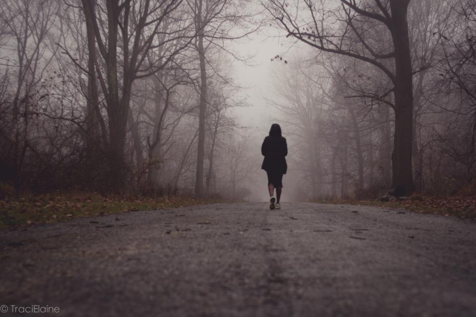 TraciElaine.com | Philadelphia | Fort Washington State Park | Foggy Days