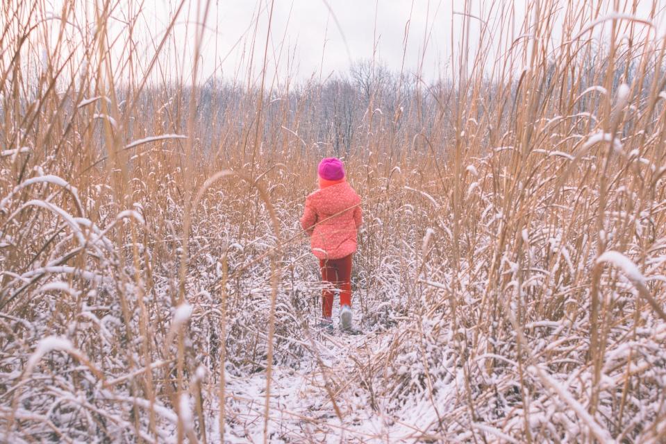 TraciElaine.com | First Snow of Winter | Philadelphia |