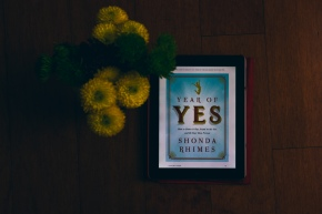 TraciElaine.com: My Virtual Book Shelf: Year of Yes