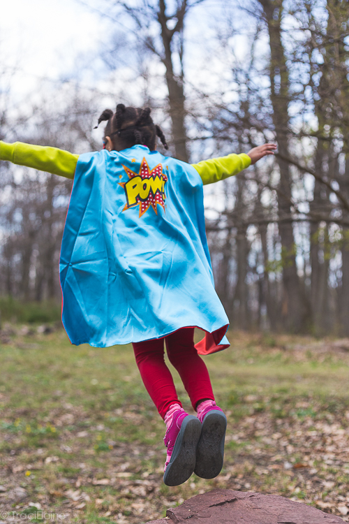 TraciElaine.com | Super Girl
