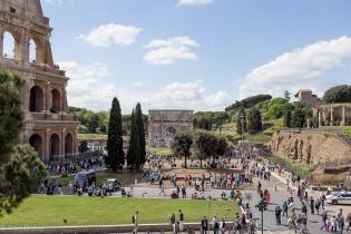 TraciElaine.com   Roman Adventures