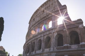 TraciElaine.com | Roman Adventures