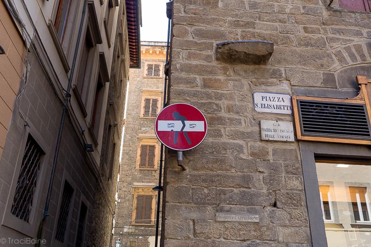 TraciElaine.com   Signs of Florence