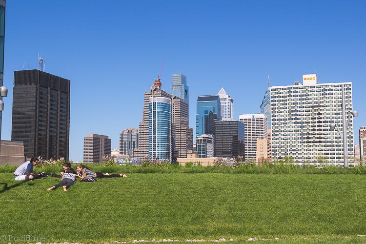 TraciElaine.com Philadelphia: Cira Green