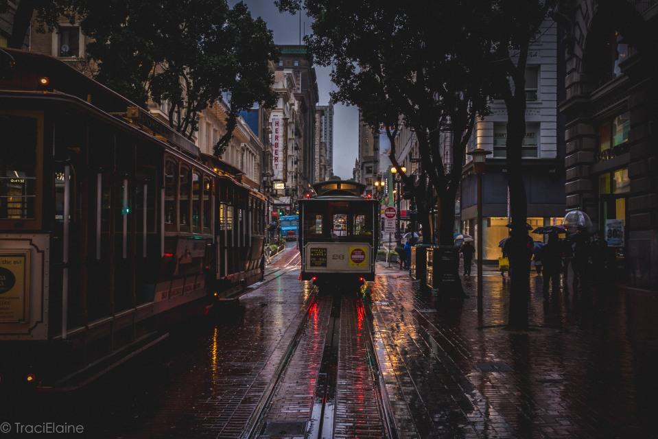 TraciElaine.com: A Weekend in Rainy California
